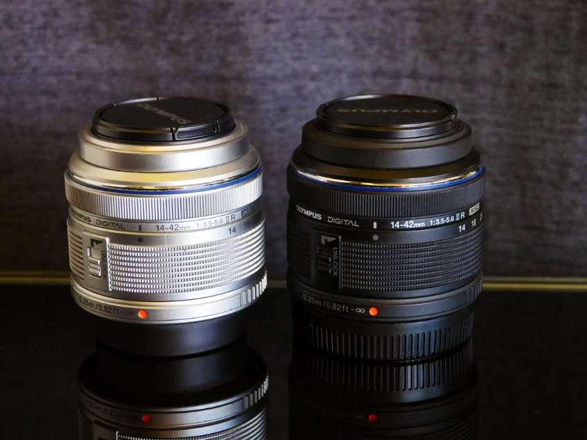 Olympus M.Zuiko 14-42mm F/3.5-5.6 lens