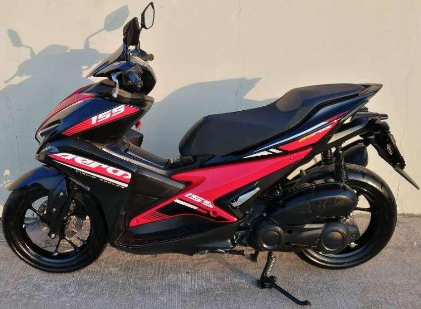 05/2019 Yamaha Aerox 155 52.900 ฿ Finance by shop