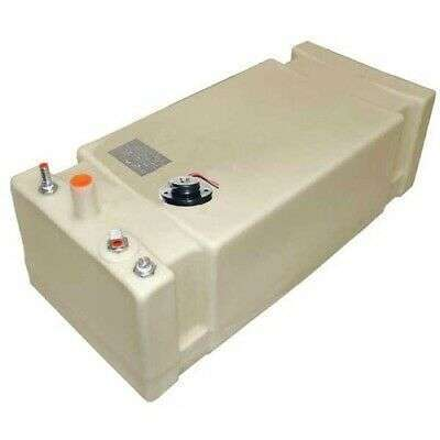 Moeller Marine 032527  Permanent Fuel Tank 27 Gallon (102 Liter)