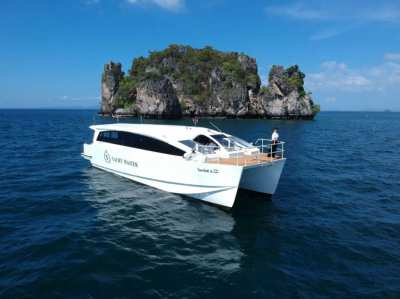 60 Passenger Tour Boat, 40 KTS plu - SAVE $$$$$$$$ ONLY UNTIL DEC15.