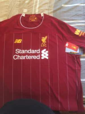 Liverpool jersey 2019
