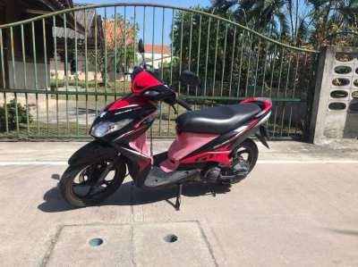 YAMAHA  MIO 125 GTX FUEL INJECTION AUTOMATIC