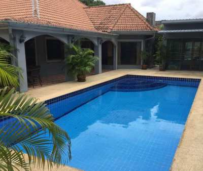 IMMACULATE HOUSE WITH PRIVATE POOL IN EAST PATTAYA - PRICED TO SELL