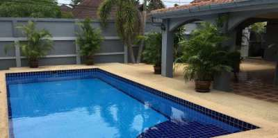 REDUCED TO SELL - IMMACULATE HOUSE WITH PRIVATE POOL IN EAST PATTAYA