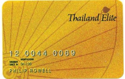 Looking for an older version of Thailandelite membership to buy
