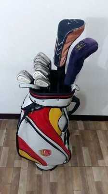 golf full set with bag