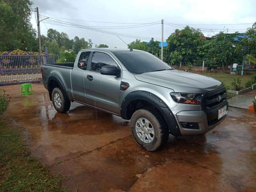 Ford Ranger 2017 Space Cab