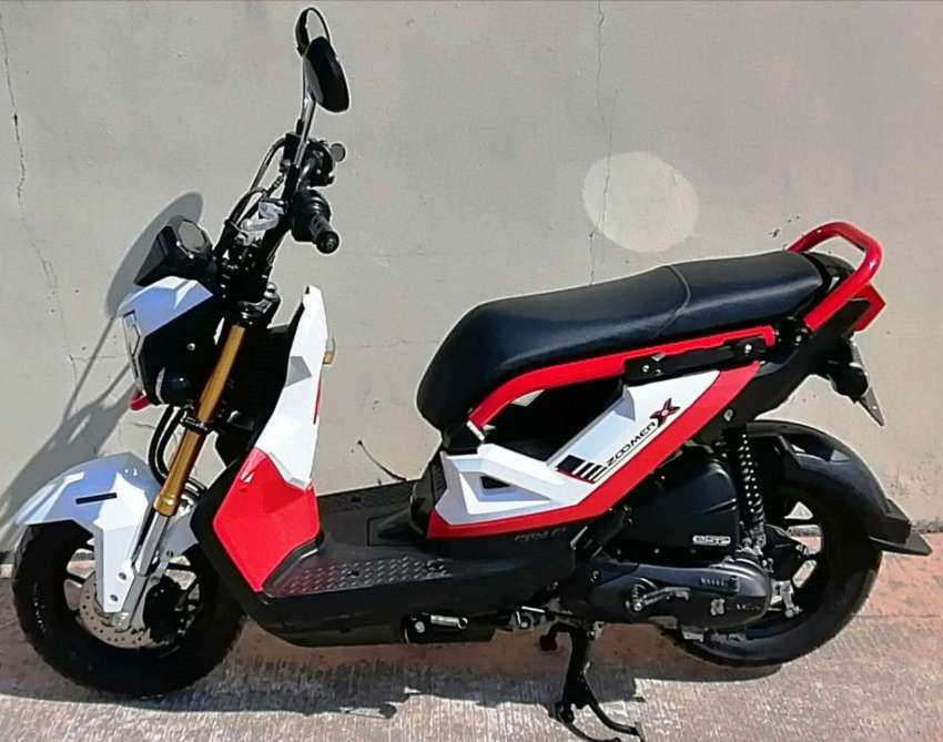 07/2018 Honda Zoomer X - - 39.900 ฿ Finance by shop