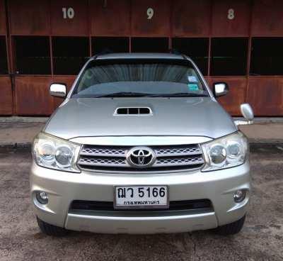 Toyota Fortuner 3.0 V 2WD