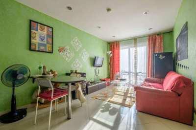 1 bedroom apartment in Park Lane Jomtien Resort