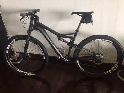 Cannondale Scalpel Black Inc. Large Mountain Bike