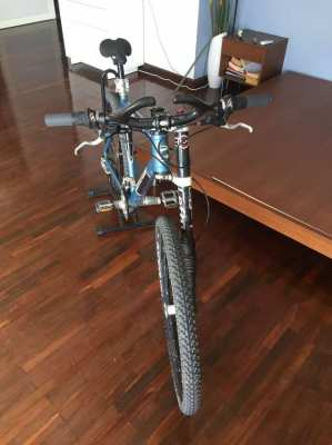 Cannondale F800 large 26 inch wheels front suspension