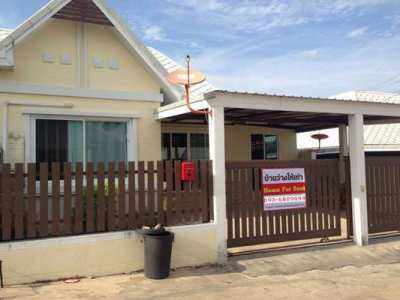 TL-0112 - Semi detached house for rent with 2 bedrooms, 2 bathrooms