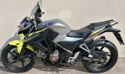 05/2017 Honda CB-300F - - 74.900 ฿ Finance