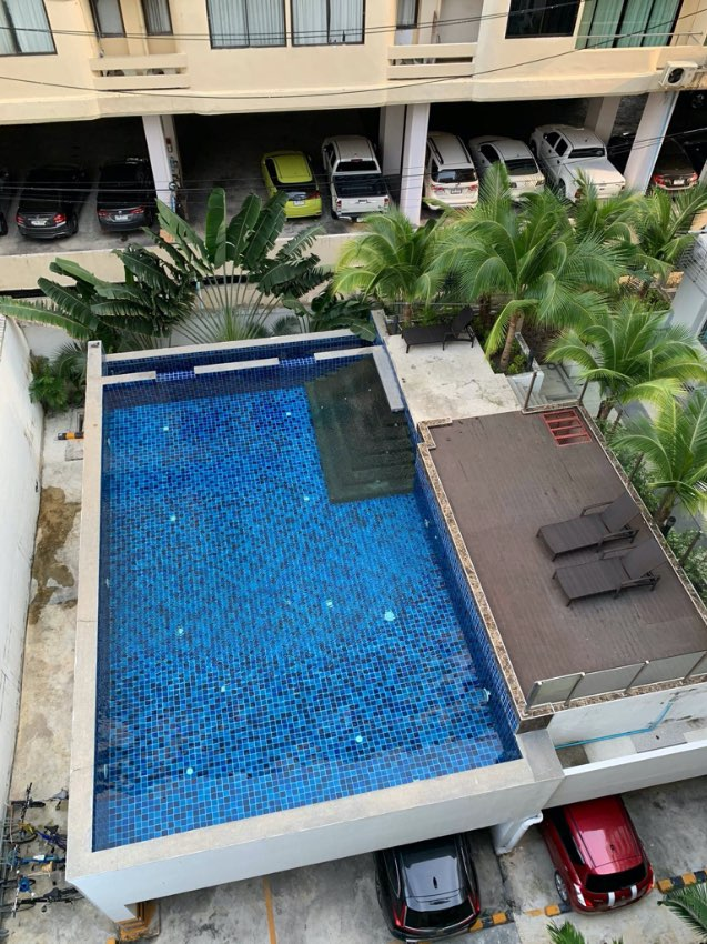 1 Bed For Sale Pool View Pratamnak Cheap