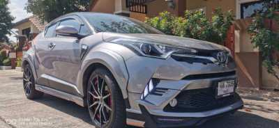 Owner sale Toyota C-HR Mid, year 2018