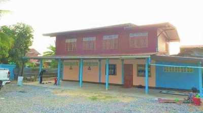 House for sale Ban Pao Kaset Sombun