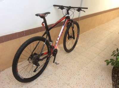 Scott bicycle