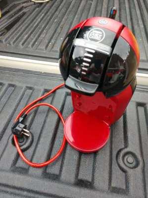 KRUPS Coffee Capsule Maker KP120H66