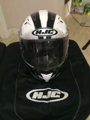 HJC ladies IS-16 full face imported motorbike helmet, size XS brand ne