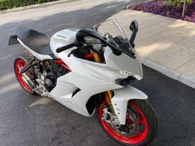 2018 Ducati SuperSport S 500km!!