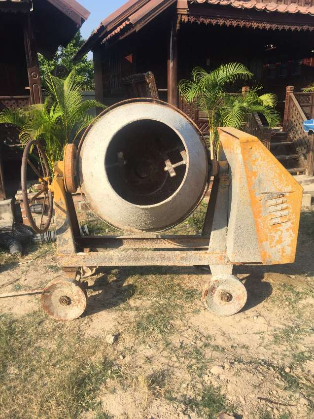 Marton Cement  / concrete mixer with 3hp motor