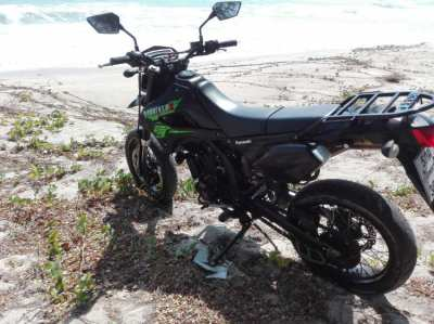 Kawasaki D-TRACKER  X 250cc