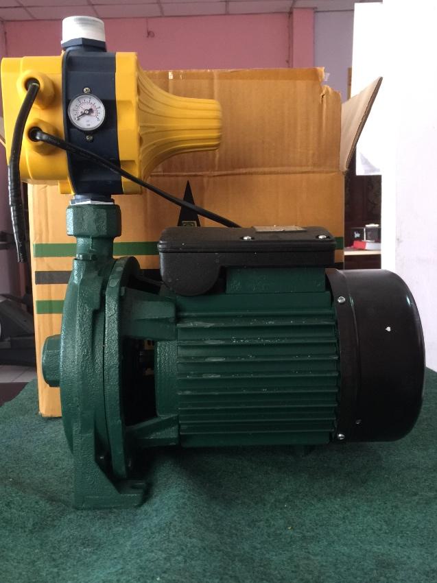 Electric centrifugal pump, model ECO-100CM + automatic pump controller LS-8