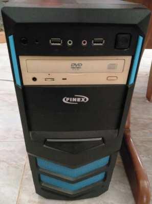 Windows 7 desktop PC set - 2000 Bht