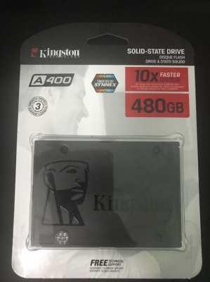 ssd kington 480 GB