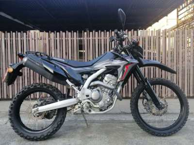 HONDA CRF250 for rental