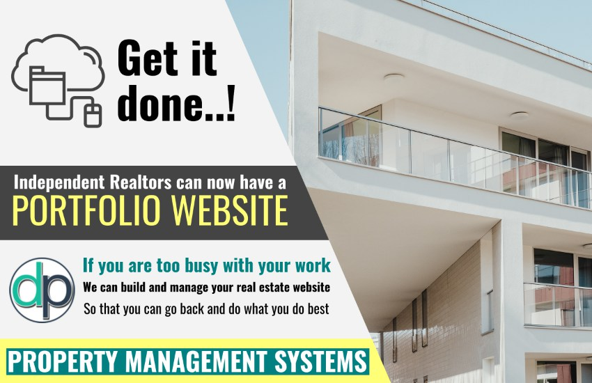 Real Estate Online Web Platform for Business Owner Realtors and Agents