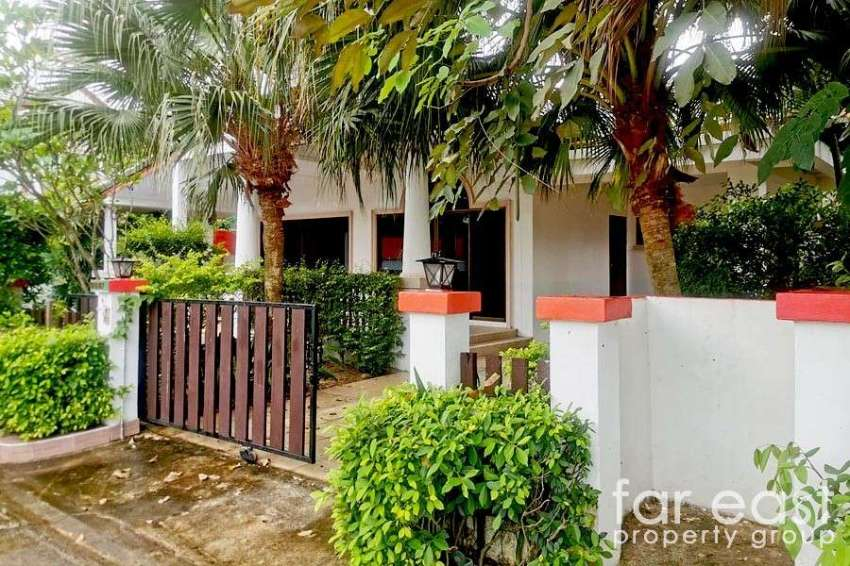 Baan Dusit Pattaya Pool Villa For Sale