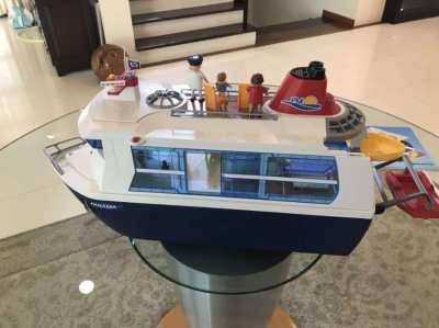 Brand New Playmobil Huge Boat Cruise