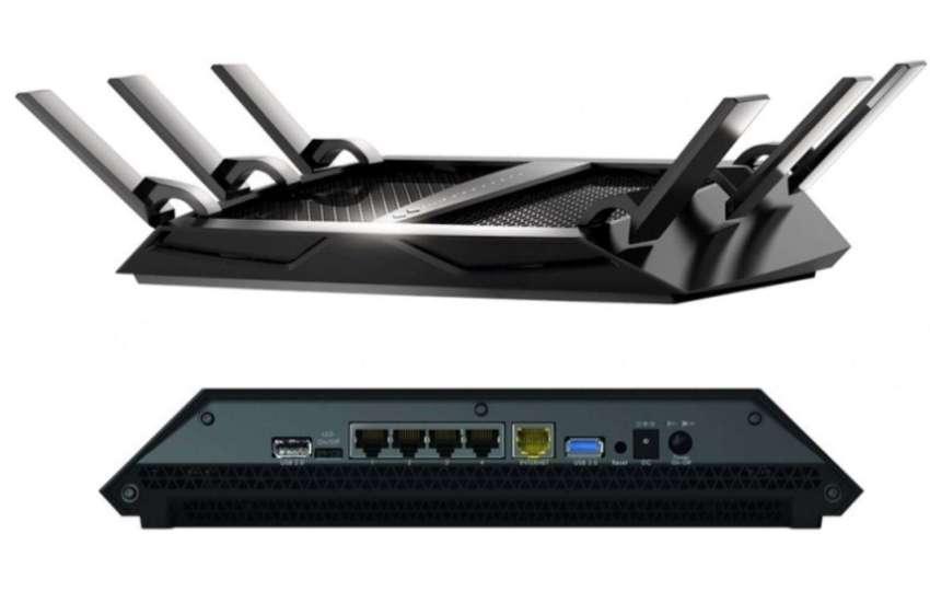 Router Netgear X6 Nighthawk R8000 AC3200