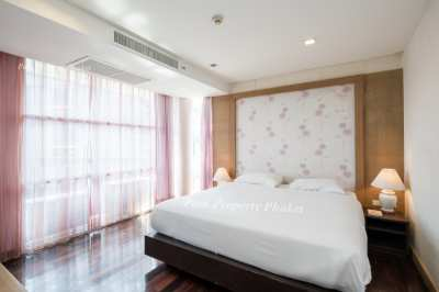 CR 1317 Beutiful and Quiet 2bedrooms Apartment in Patong for rent.