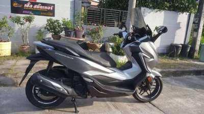 New Model Honda Forza