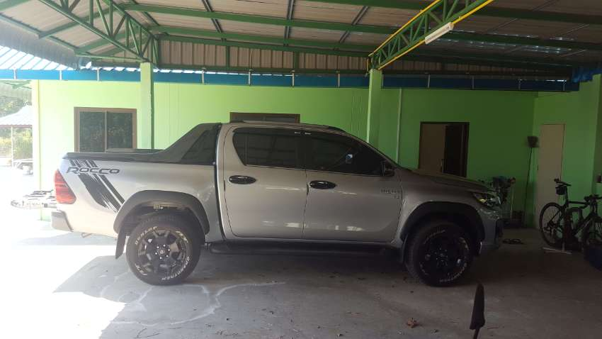 TOYOTA ROCCO 2.8CC DIESEL 4X4 AUTOMATIC 6M9NTHS OLD 5000KMS LIKE NEW