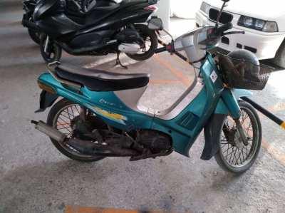 Nice running Suzuki Crystal ,old but all OK