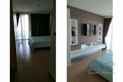 For Sale | Large & Comfy 2 Bedroom | The Cliff Condo (Pratamnak)