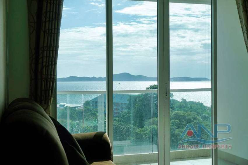 For Sale | 1 Bedroom | The View Condominium (Cosy Beach, Pattaya)