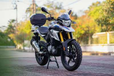 BMW 310GS just like new