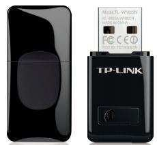 TP-LINK USB Mini Wireless N Adapter - Ship to ANY Address in Thailand!