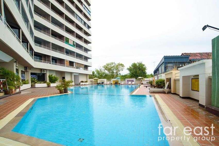 Spacious 73 sqm. Jomtien One Bedroom For Rent