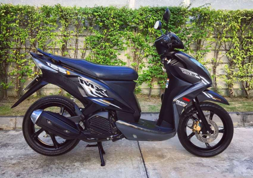 I am looking to buy a 2015-17 Yamaha Mio MX 125i