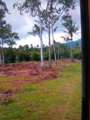 10 Rai 100 TW Land in Namuang under 1M a rai
