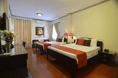 30 Rooms Main Road Hotel with Restaurant in Patong