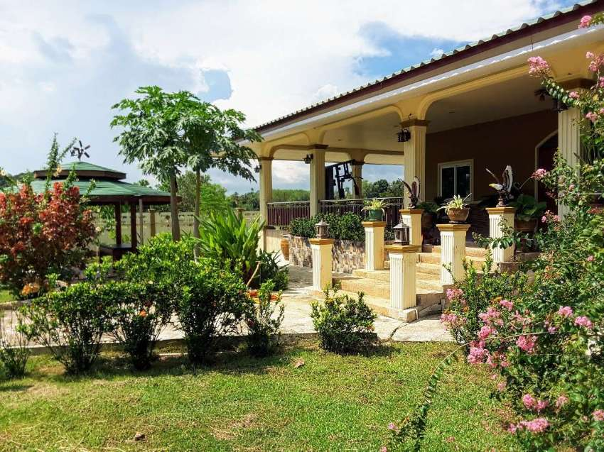 Villa for sale on Koh Sukorn, Trang