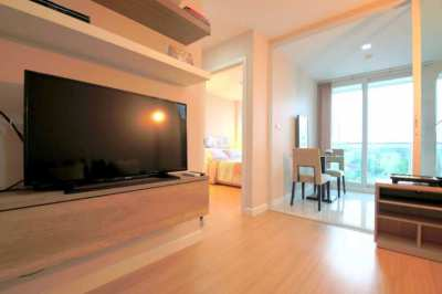 Condo closed to BTS Punnawithi for Rent / Sales
