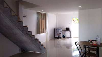 Very Modern Town House In A Great Buriram Location
